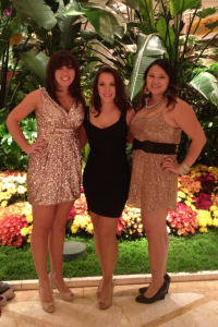 Vegas night out!