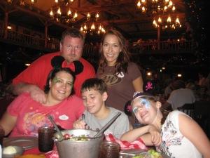 Disney Family Vaca 2011