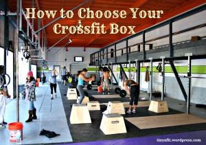 choose box