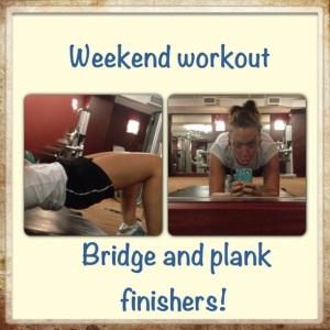 bridge plank
