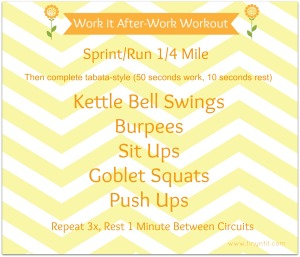 Work it Workout