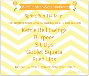 Work it Workout